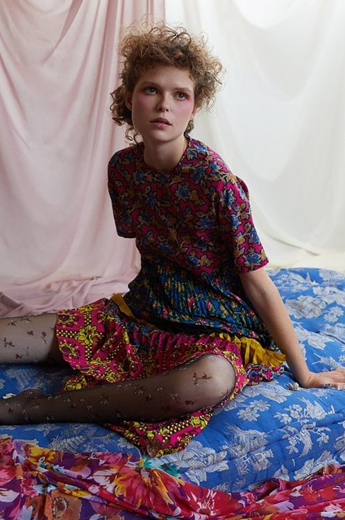 Myrte for Cosmopolitan - Tulip Models Amsterdam