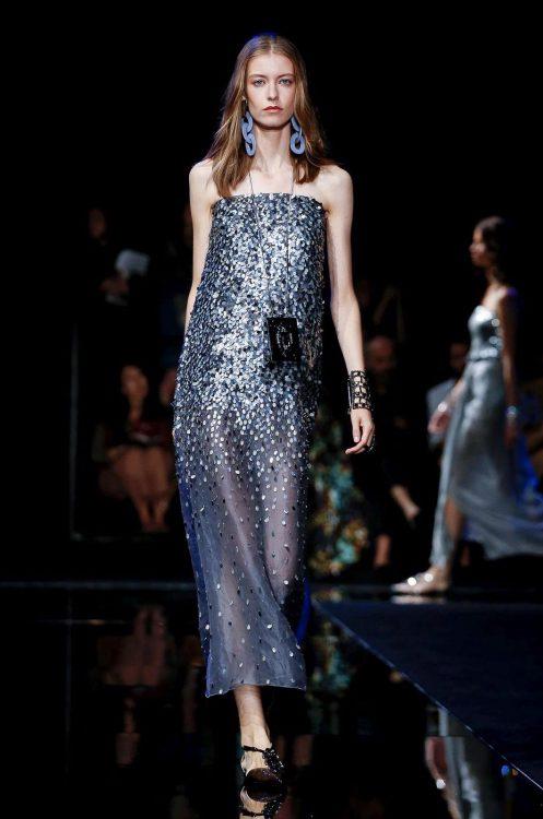 EVA for EMPORIO ARMANI - Tulip Models Amsterdam
