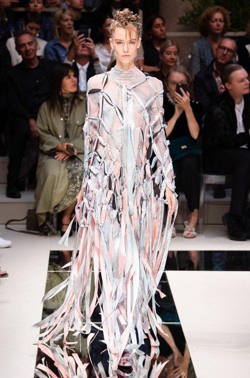 Eva for GIORGIO ARMANI - Tulip Models Amsterdam
