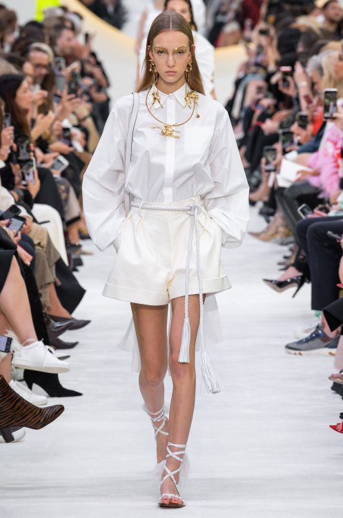 Silte for VALENTINO - Tulip Models Amsterdam