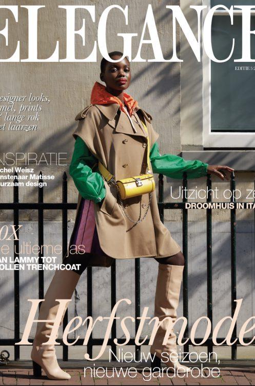 Panjua for ELEGANCE - Tulip Models Amsterdam
